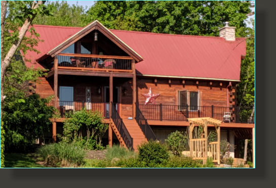 Schutt Log Homes and Mill Works